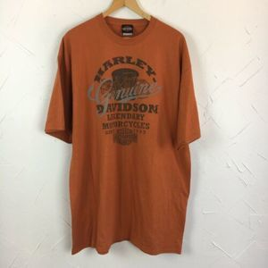 HARLEY DAVIDSON T-Shirt Scranton Electric City